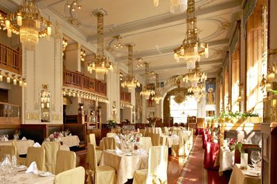 Doporučené francouzské restaurace v Praze