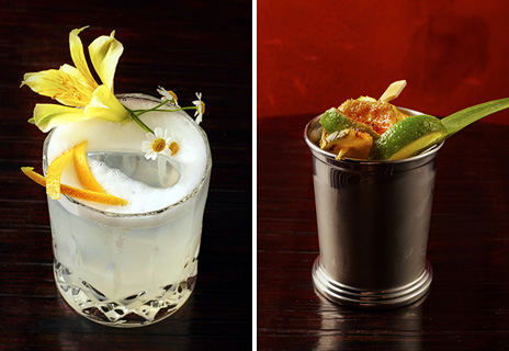 New coctails in famous Buddha Bar